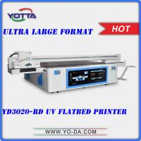 Buy cheap Yotta 3200*1600mm bed size UV flatbed ceramic tiles printer, 3D glass printer, wood board printer from Wholesalers