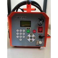 China Machinery Repair Shops Applicable Industries Electrofusion machine 20 to 200 millimetre factory