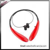 Buy cheap High quanlity sport bluetooth headphone HBS 800 Factory offer Stereo Wireless Bluetooth Headphone OEM HBS800 neckband from Wholesalers