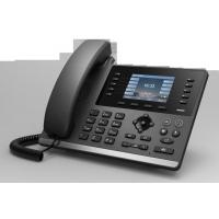 China Cheaper Color Screen  HD Voice Voip Phone 2/4/6 Sip Ip Phone factory