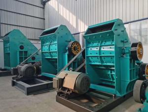 China 10-25 tph Hammer Mill rock Crusher Mobile Mini Hammer Crusher Mill factory