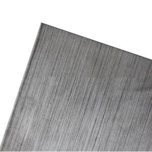 China Machinery Parts Brushed 6061 T4 Custom Aluminium Sheet factory