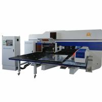 Buy cheap Mechanical CNC Sheet Metal Punching Machine High Speed For Electric Control Cabinet Panels from Wholesalers