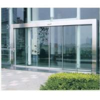 Buy cheap Remote Control Automatic Sliding Glass Doors with wood or stainless Steel Frame from Wholesalers