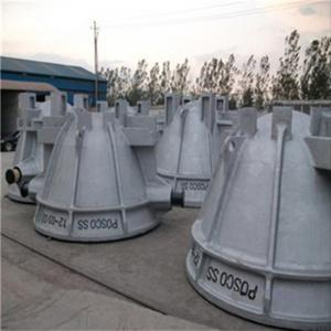 China ISO CE Certification Large Capacity 22CBM Slag Pot For Steel Mills factory