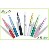 Buy cheap 1200 Puffs Ego E Cigs Pink Purple , Ego Ce5 Plus Cigarette 1100mah No Wicks from Wholesalers