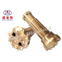 Buy cheap 133mm DTH Hammer RC Drill Bit RE543 For Hard Formation , High Performance from wholesalers