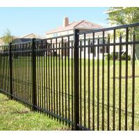 China Mechanical Aluminum Fence on sale
