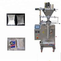 China Automatic Instant Coffee Powder Packing Machine Auger / Screw Filler Measuring factory