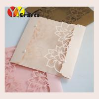 Buy Creative Paper Handmade Birthday Invitation Cards Design With