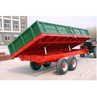 China China Coal 8T three-way dumping agriculture tractor trailer factory