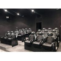 China High - End 5D Flight Simulator Cinema Exhibition In Army Museum For 12 People factory
