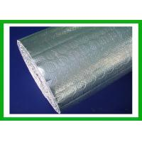 Buy cheap Air Cell Silver Double Bubble Foil Insulation Bubble Wrap Environmentally Friendly from wholesalers