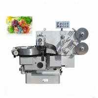 China 60-120 cartons/min Lollipop Wrapping Machine , Twist Wrapping Machine For Packing Sugar factory
