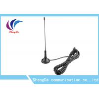 Buy cheap DVB-T HDTV UHF VHF TV High Powered Digital TV Antenna 3dBi Dual Band 40.3g Weight from Wholesalers