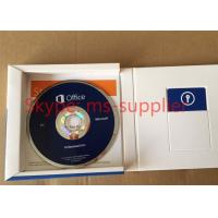 Buy cheap Genuine Microsoft Office Professional Plus 2013 Key Card Factory Price 100% from wholesalers
