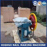China China high speed z94-3c iron nail production machine with good production factory