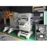 Power Press Hydraulic Decoiler Straightener Feeder With 3.75 Kw Servo Feeding Motor