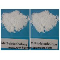 Buy cheap Pharmaceutical Prohormone Raw Steroid Powder Source CAS 3625-07-8 Mebolazine Dimethazine from Wholesalers