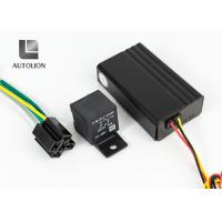 China Diagnostic Function Gps Vehicle Tracker , Real Time Gps Tracking Device For Cars factory