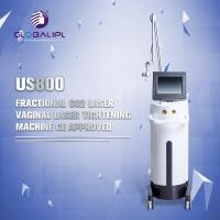 Buy cheap 3 In 1 CO2 Fractional Laser Machine Acne Scar Removal Vaginal Tightening Machine from wholesalers