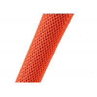 Buy cheap Cable Protection Braided Nylon Sleeve Multi Colors With PA / PET Filaments from Wholesalers
