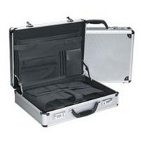 China Hard Shell Aluminium Laptop Briefcase 15 Inch For Computer Or Document on sale