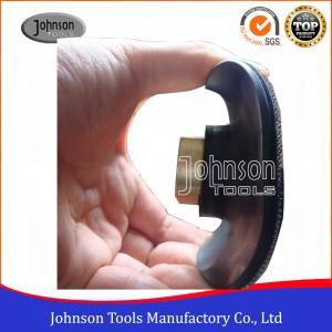 Buy cheap Super Soft Diamond Abrasive Pads Holder , Granite Dry Polishing Pads Holder Johnson Tools from Wholesalers