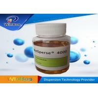 China Water Based Pigment Dispersions 8.5 PH Reduce Viscosity For Carbon Black factory