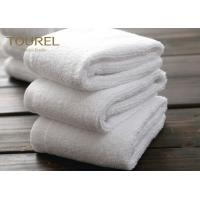 Buy cheap Custom Hotel Face Towel 70% Bamboo Fiber 30% Suede Hotel Collection Bath Towel Sets from Wholesalers