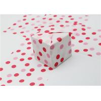Buy cheap 17gsm Custom Wax Paper Sheets , Single Side Wax Wrapping Paper 50 x 70cm from Wholesalers