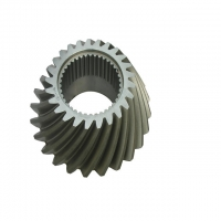 China Right Hand 42CrMo4 Alloy Steel Bevel Pinion Gear factory