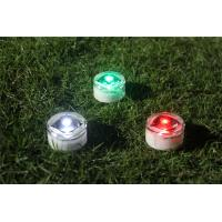 China Energy Efficiency Outdoor Solar Ground Lights 0.07W 60 Hours Working Hours factory