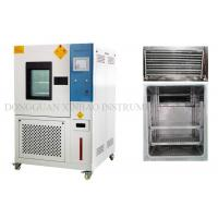 China High And Low Temp Environmental Test Chamber Touch Screen With Extended Operating Life factory
