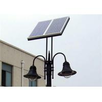 Buy cheap All In One Outdoor Solar Post Lights , Dustproof Solar Powered Lamp Post Lights from Wholesalers