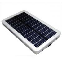 China Solar powered Charger with metal key chain factory