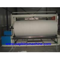 China Hand Towel Thermal Paper Slitter Rewinder Machine / Roll Cutter Slitter on sale