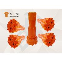 Buy cheap Fast Drilling Speed Stable Function DTH Hammer Bits Long Lasting Service Life from Wholesalers