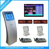 Quality Bank Service Counter Queue Management System Integrated with Customer Feedback Terminal wholesale
