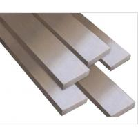 China 316L Stainless Steel Flat Bar SS Flat Bar TP316L Hairline Surface Bright Polished on sale