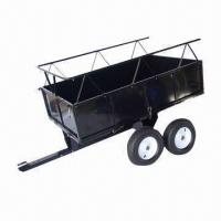 China Trailer with 700kg Loading Capacity, Pb-free and UV-resistant for Powder Coating factory