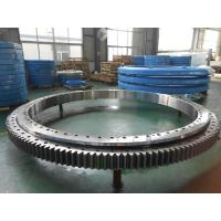 011.60.2800 slewing bearing with gear parameter,2978x2625x144 mm