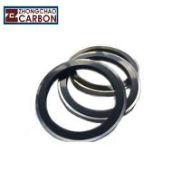 China Carbon Graphite Seal Ring Gasket For Mechanical Engineering Low Leakage factory