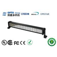 Buy cheap 120 Watt Waterproof Cree LED Light Bars 9V - 30V For Off Road / Trucks Lighting from Wholesalers