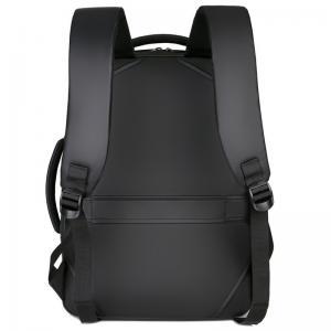 China USB Charging Zipper 42cm Business Laptop Backpacks factory