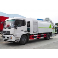 China Dust Suppression Special Purpose Vehicles Vehicle Fogging Disinfection Sprayer Truck factory