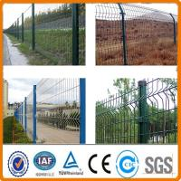 Buy cheap 2015 hot sales pvc coated wire mesh fence from Wholesalers