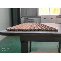 China Industrial Wood Molding Machine , Four Side Woodworking Moulder For Window Frame Processing on sale
