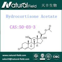 China Factory Supply High Purity 99% API-Hydrocortisone Acetate Powder CAS: 50-03-3 factory