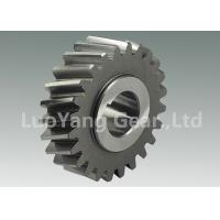 Buy cheap Contrate External Industrial CNC Machining Gears , Cylindric Straight-Tooth Spur Gears Pinion from Wholesalers